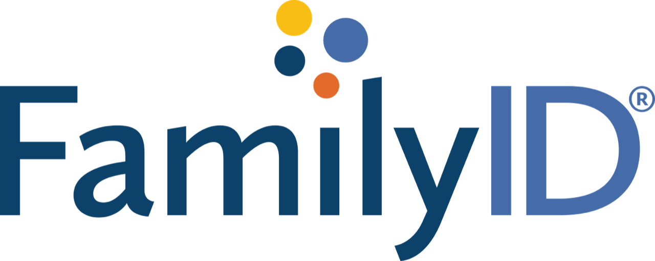 A link to sign up for FamilyID and let them know that you came from HSAD. Check them out!